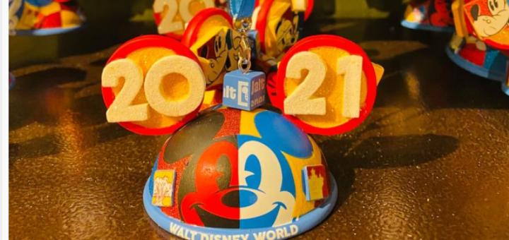 Disney 2021 Christmas Ornament 2021 Christmas Ornaments Have Arrived At Disney World Mickeyblog Com