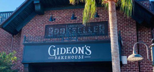 Gideons storefront