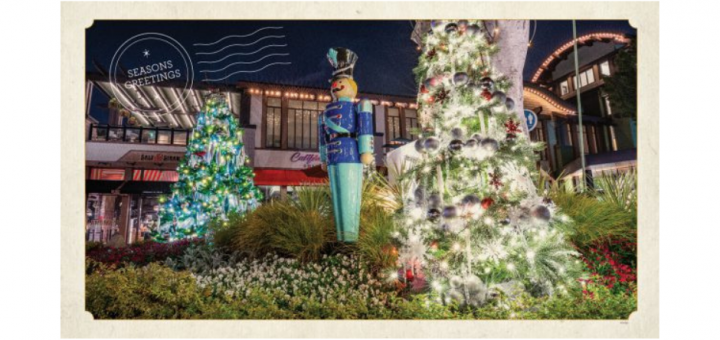 HolidayDowntown Disney