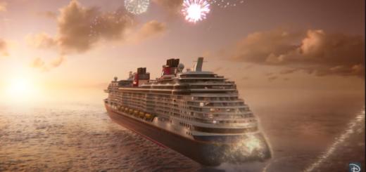 Disney Wish design