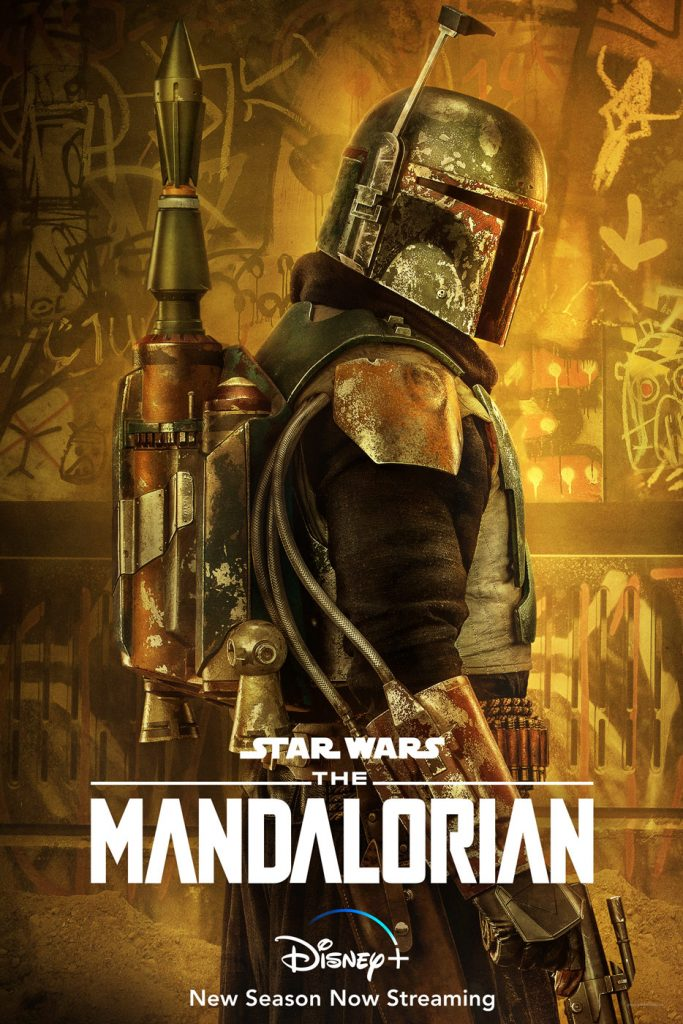 Boba Fett, The Mandalorian