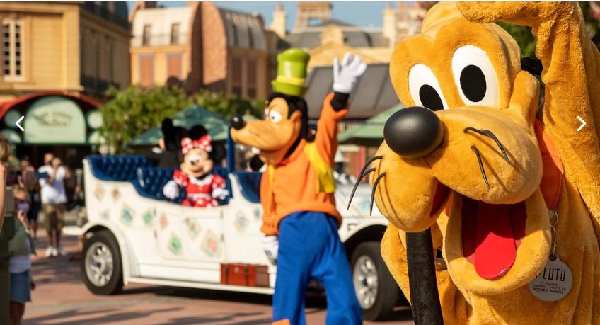 Disney Summer
