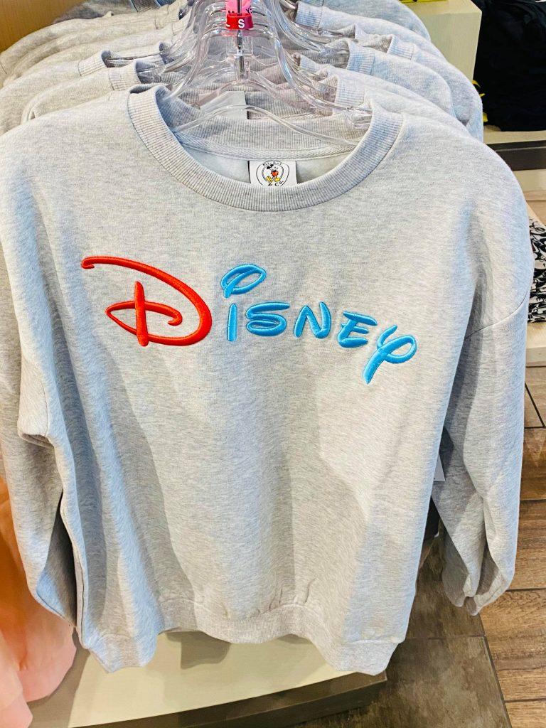 Disney Grey Sweatshirt