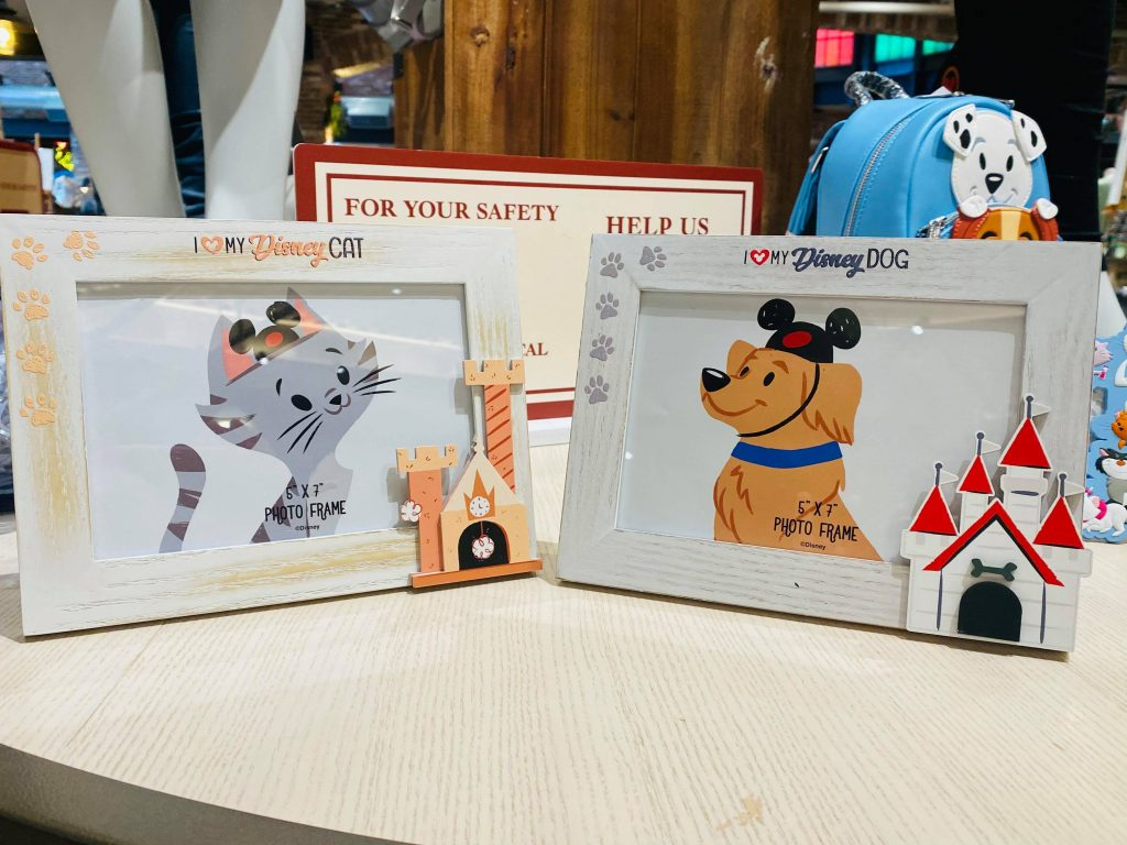 Disney Dogs and Cats frame
