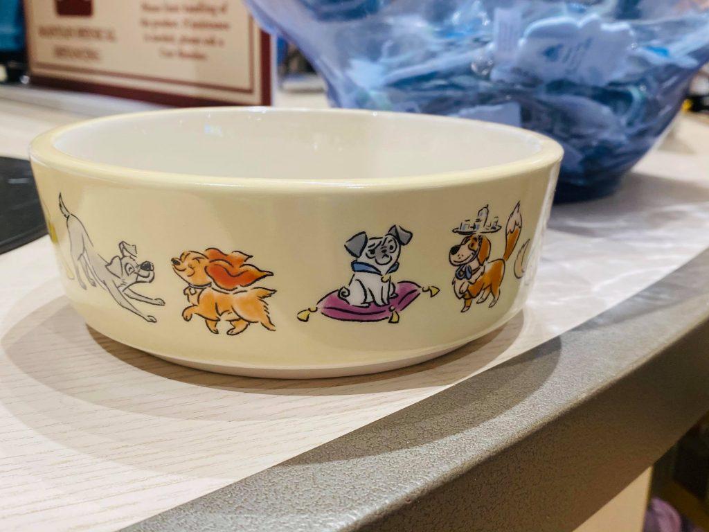 Disney dogs bowl
