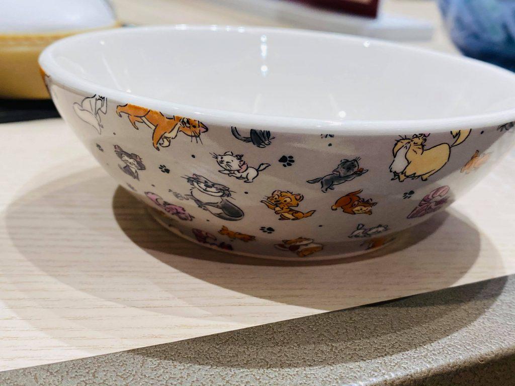 Disney Cats bowl