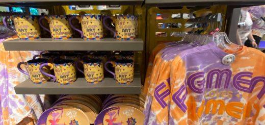 EPCOT Arts Festival merchandise