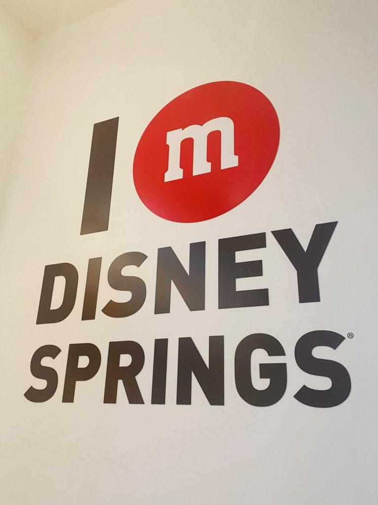 M&M Disney Springs