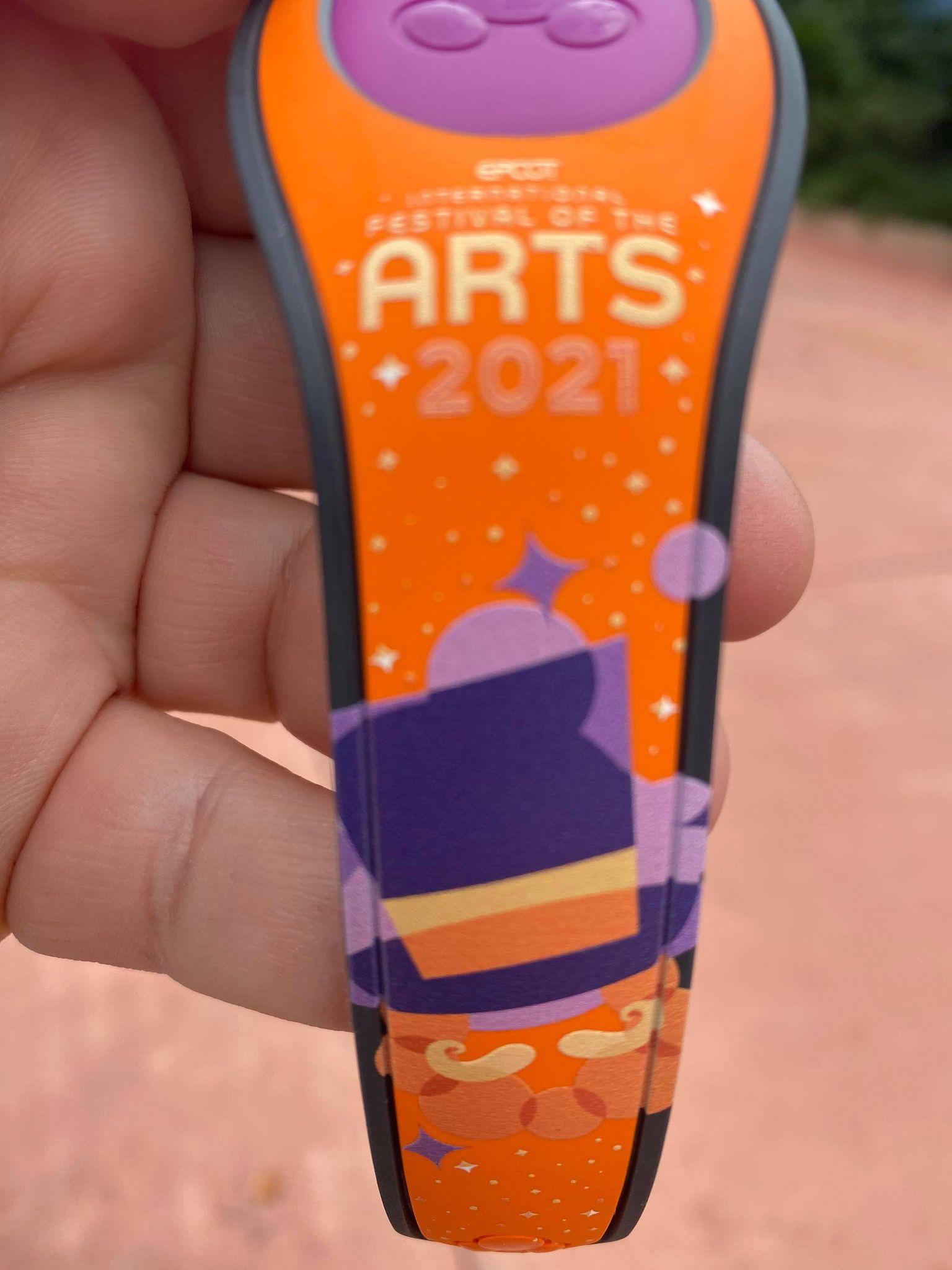 Arts Festival MagicBand