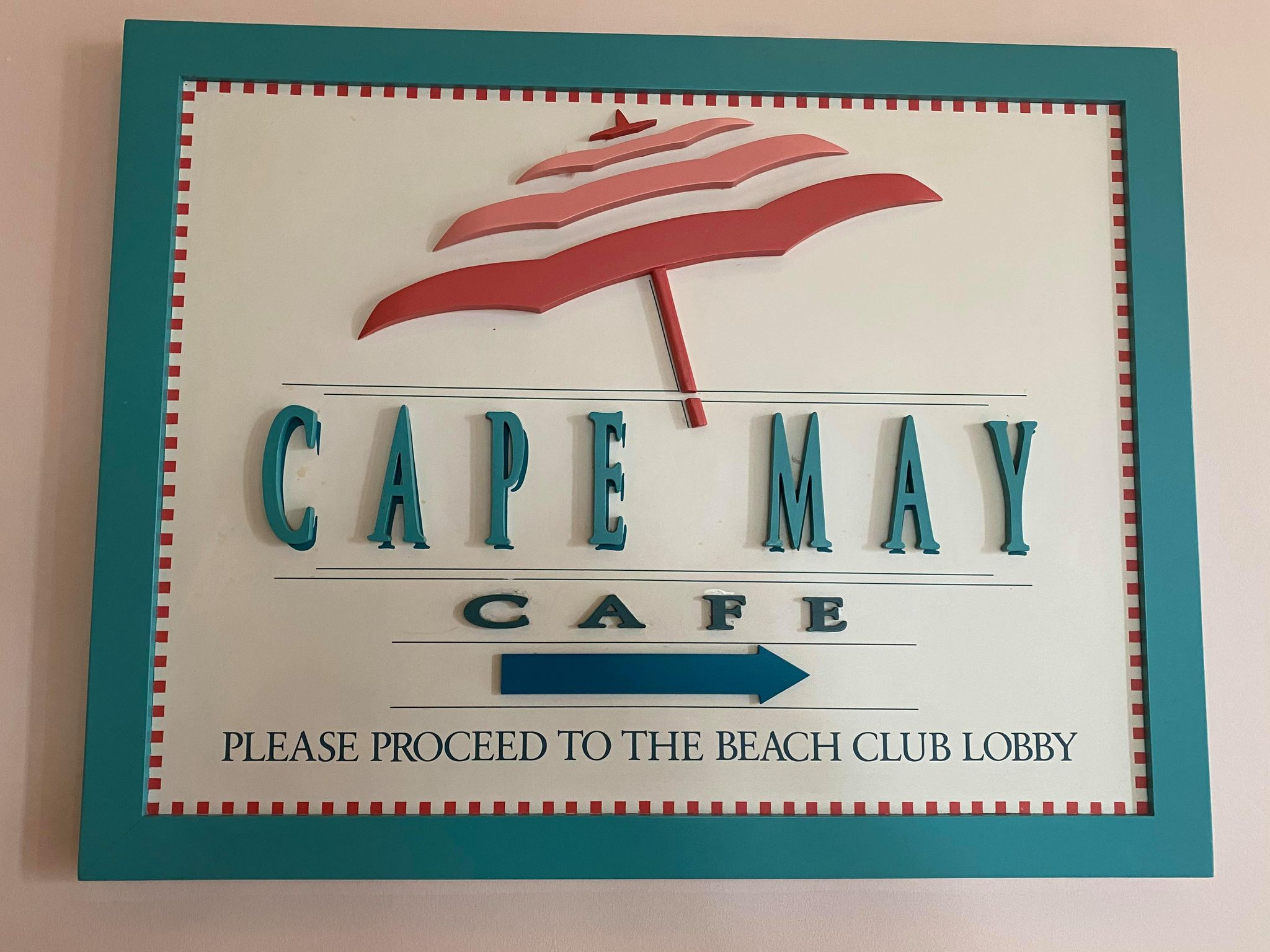 Cape May reoepn