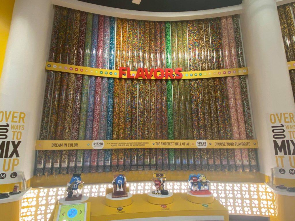 M&M Store Disney Springs