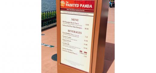 Painted Panda