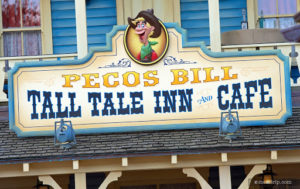 Pecos Bill Disney World
