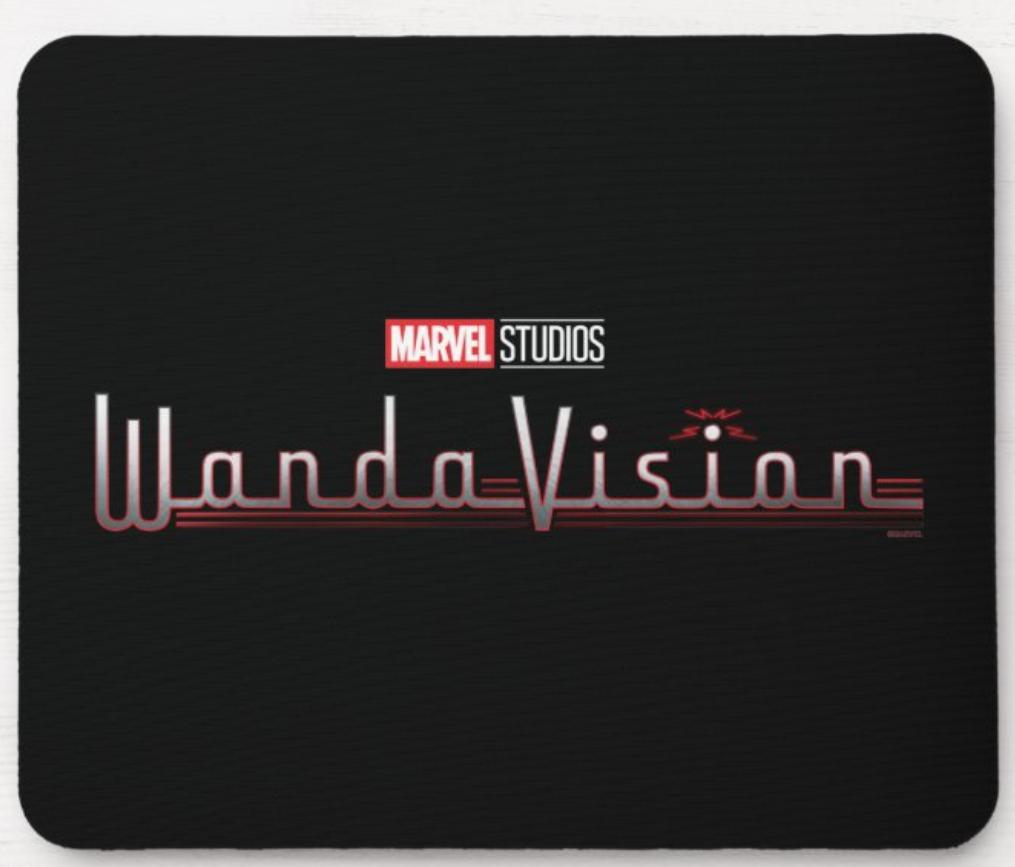 WandaVision Mouse Pad