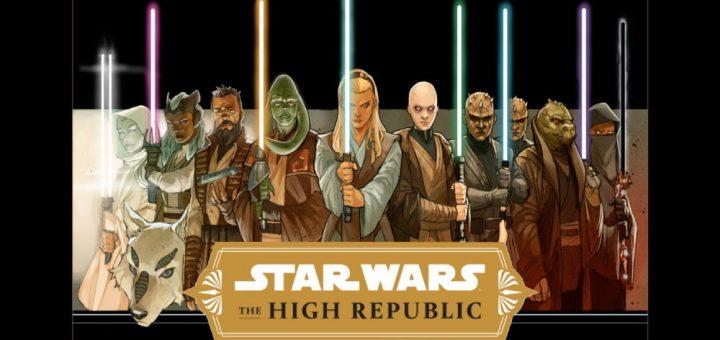 Star Wars, The High Republic