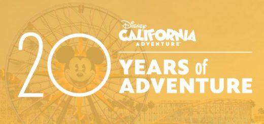20 California Adventure