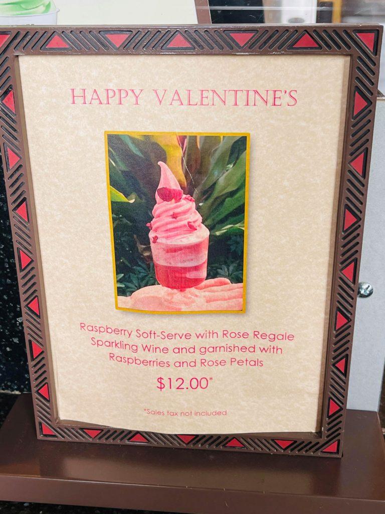 Dole Whip Valentine's Day
