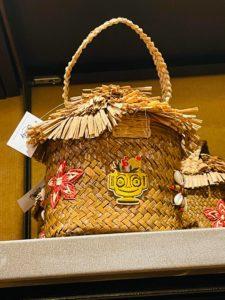 Tiki Hut Purse