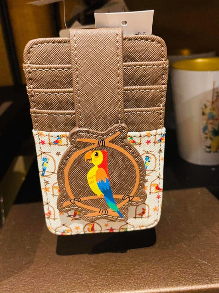 Enchanted Tiki Room Card Holder