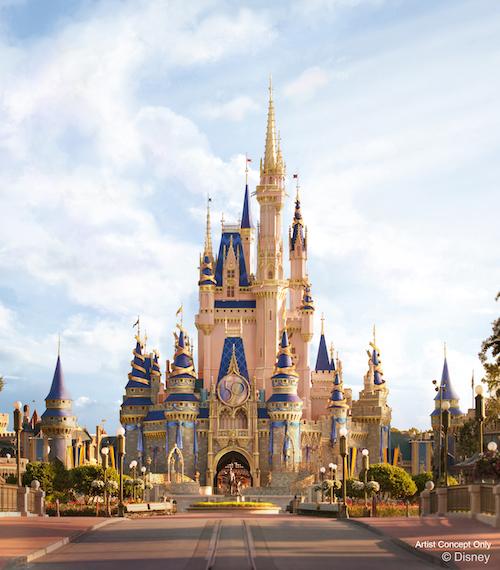 Disney World DeSantis