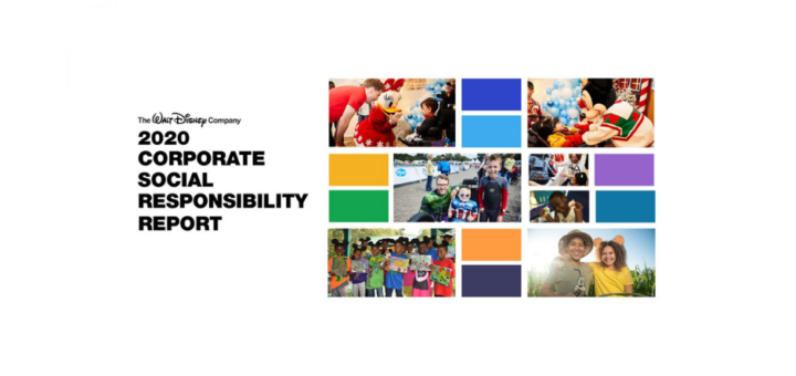 Disney Social Responsibility Report