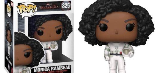 Monica Rambeau Funko Pop! Vinyl WandaVision