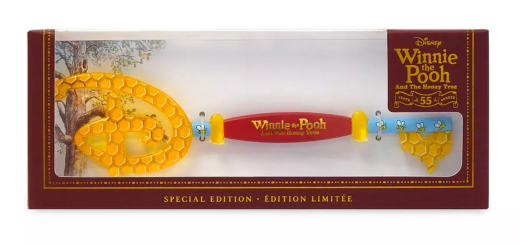 Winnie the Pooh and the Honey Tree Key