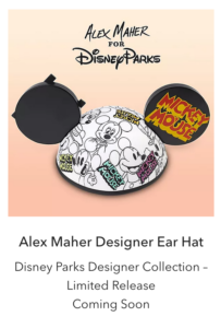 Alex Maher Designer Ears