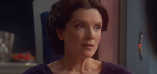 Trisha Noble in Star Wars