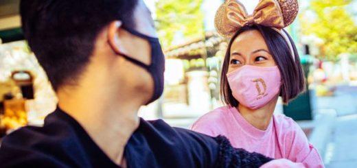 CDC Disney mask