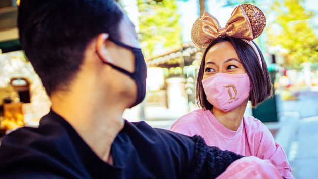Disney face mask