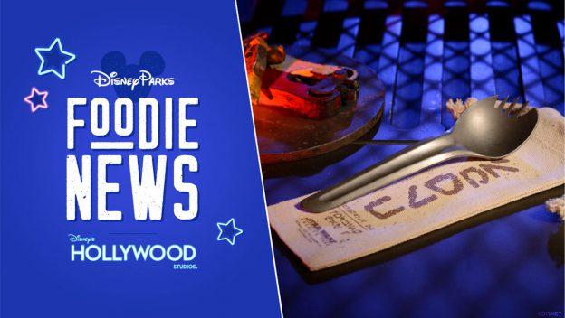 Hollywood Studios spork