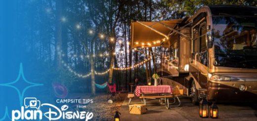 Disney campsites