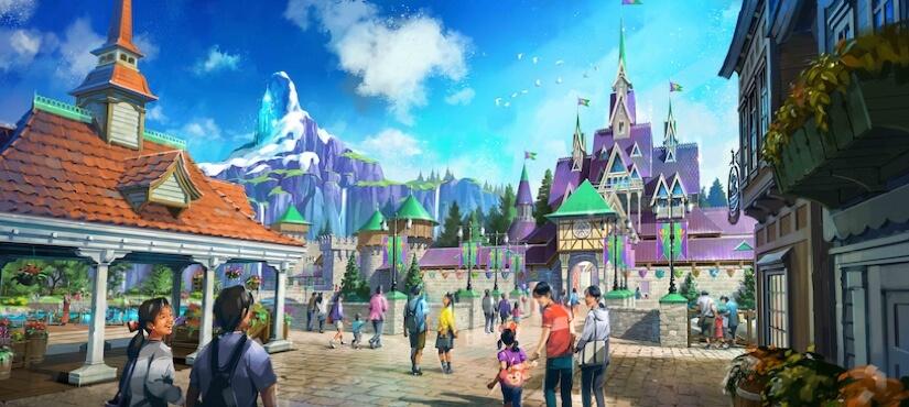DisneylandForward