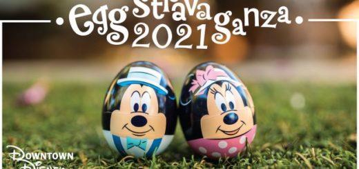 Eggstravaganza 2021 Disneyland