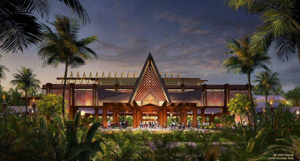 Moana Polynesian reservations