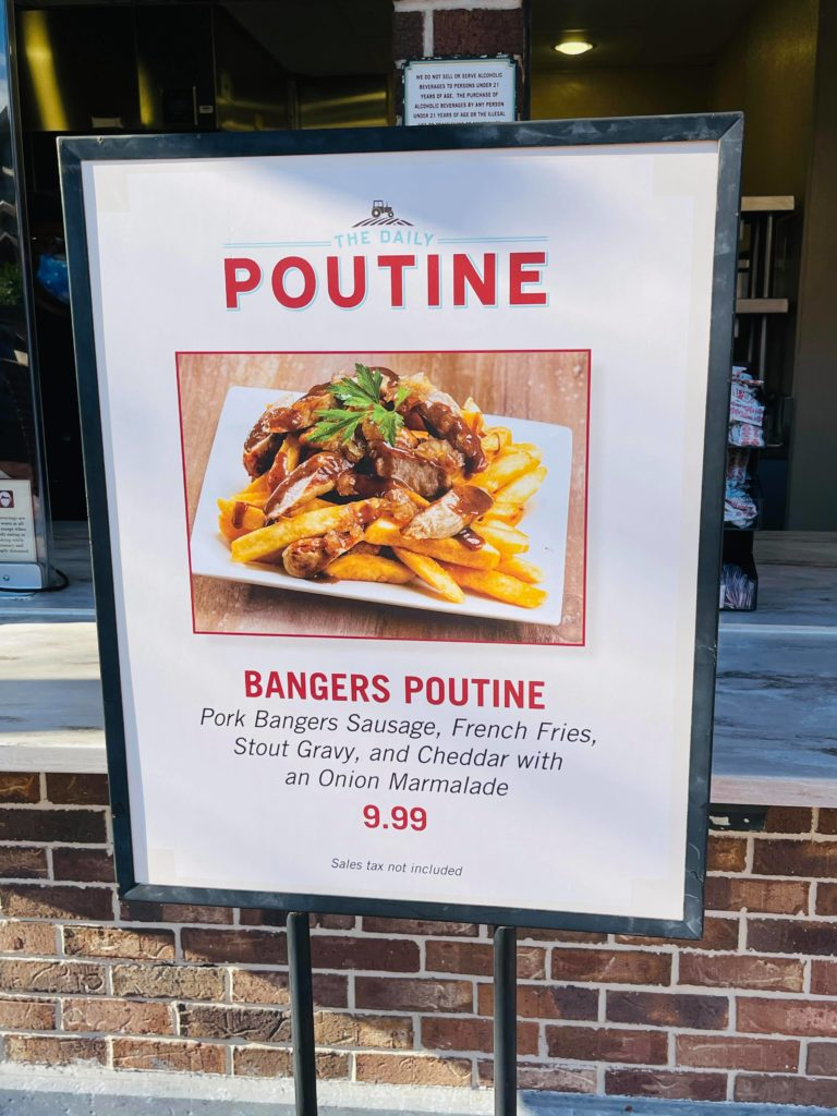 A New Month Means a NEW! Daily Poutine Flavor - MickeyBlog.com