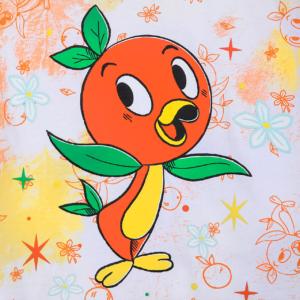 Orange Bird Spirit Jersey
