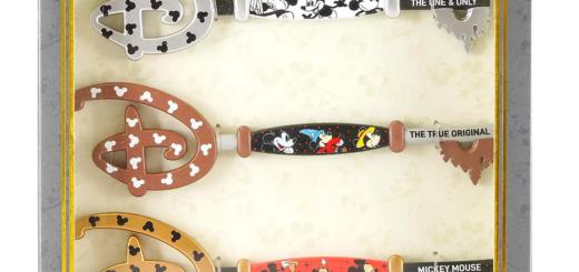 Mickey Mouse keys