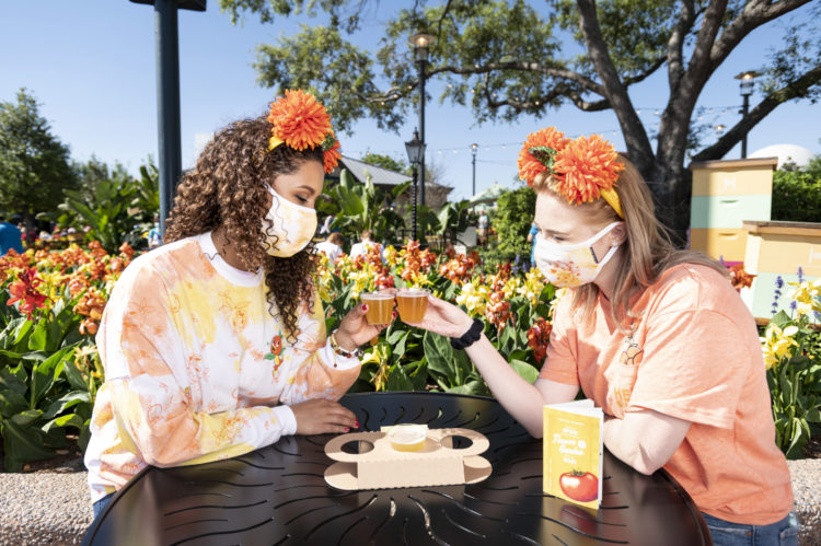 EPCOT Flower Festival Adults