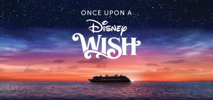 Disney Wish wedding