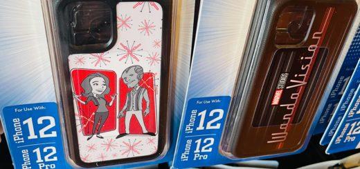 WandaVision phone case