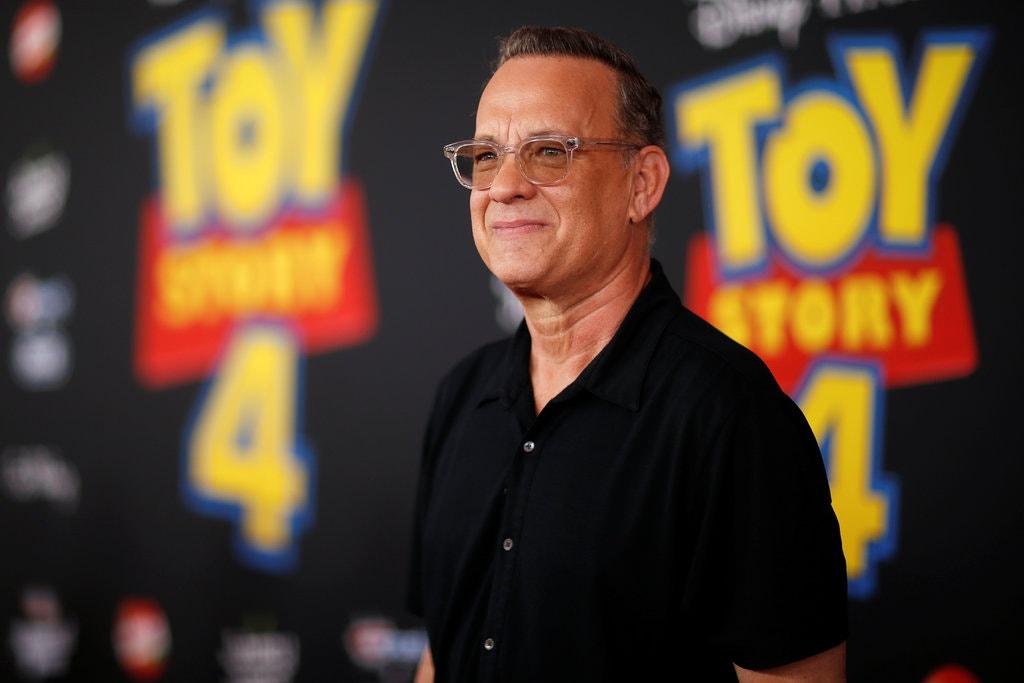 Tom Hanks Toy Story 4