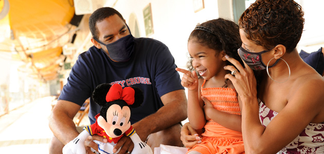 Disney Cruise vaccinated
