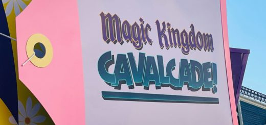 character cavalcade times