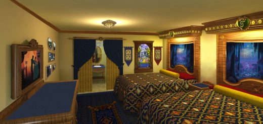 Disney beds