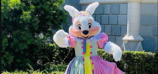 Mrs Easter Bunny