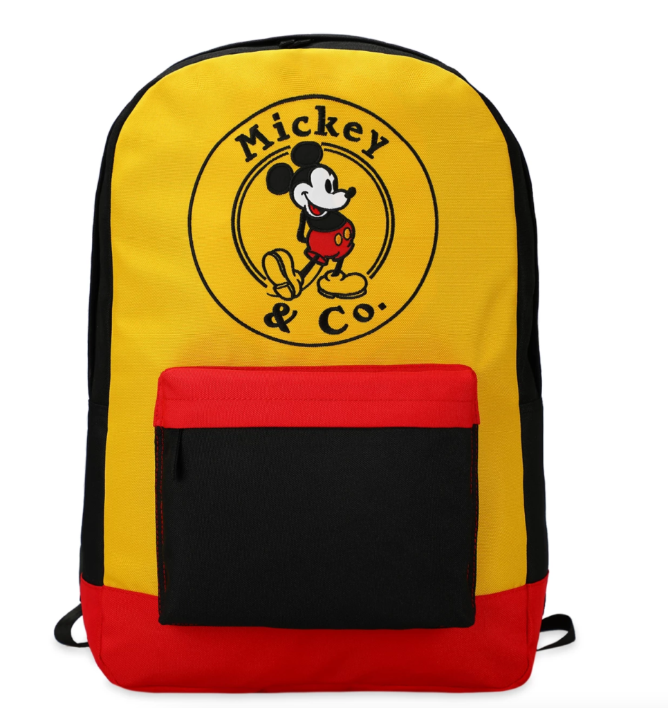 Mickey & Co. backpack