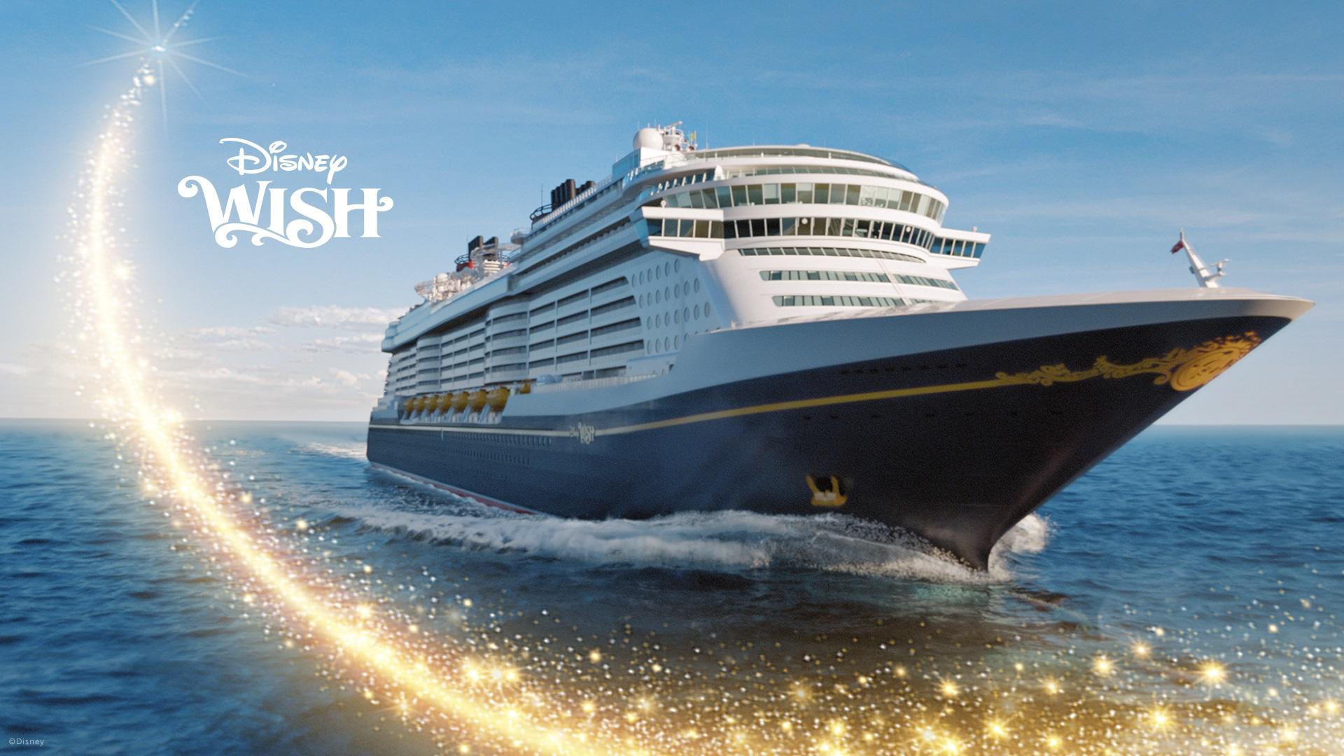 Disney Wish Inaugural