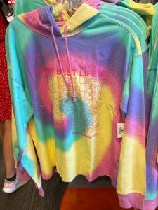 disney tie dye hoodie